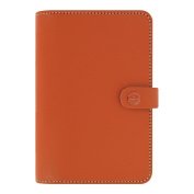 Filofax 2016 Personal Organiser, The Original Burnt Orange, 17cm x 9.5cm