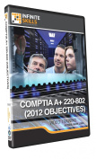 CompTIA A+ 220-802 (2012 Objectives) - Training DVD