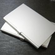 Ultra-Slim Metal Business Card Holder