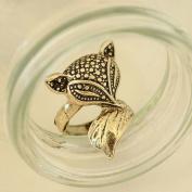 Vintage Fox Ring