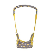 Tofern Baby Toddler Safety Harness Reins Baby Walking Assistant Learning Walk Harness walker Wings - Yellow