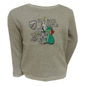 Salt and Pepper - Baby sweater pullover boys, grey