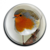 """Magnet in a round shape """"Robin"""""""