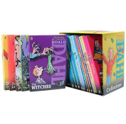 Roald Dahl Phizz-Whizzing Collection - 15 Book Box Set in Slipcover [Paperback]