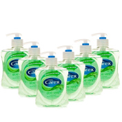 6x Carex ALOE VERA Antibacterial HANDWASH Cussons Hand Cleans & Protects 250ml