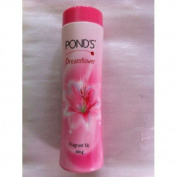 Ponds Dreamflower Magic Face Talcum Powder Skin Brightening Talc 100G X 2 =200G