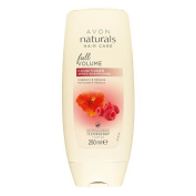Avon Naturals Haircare Raspberry And Hibiscus Conditioner