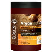 Dr.Sante Argan Hair Mask For Damaged Hair Intensive 3 Step Regeneration with Keratin 1000ML