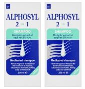 Alphosyl 2-in-1 Medicated Shampoo 250ml