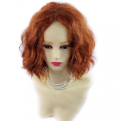 Lovely Classic Summer Style SOFT Wavy RED Ladies Wig Short wig by Wiwigs ®