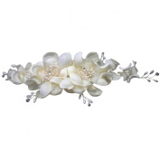 Clearbridal Women's Bridal Wedding Hair Accessories Comb Flowers 18072