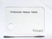 Yimart® Pro Acrylic Cosmetic Makeup Palette Spatula Tool