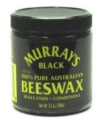 Murrays Black Beeswax 104 ml Jar