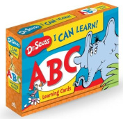 Dr Seuss I Can Learn! ABC Learning Cards