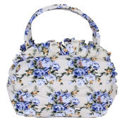 Fortuning's JDS® Women's stylish casual canvas tote handbag purse