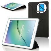 Forefront Cases® New Origami Case Cover Stand for Samsung Galaxy Tab S2 9.7 T810 (August 2015) - Full device protection and Smart Auto Sleep Wake function + STYLUS & SCREEN PROTECTOR