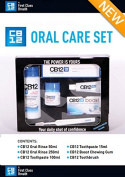 CB12 ORAL CARE BAD BREATH STARTER KIT / GIFT SET