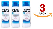 CB12 250ML 3 PACK Mint / Menthol Mouthwash...