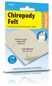 Profoot Chiropody Felt - Pack of 2