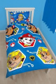 Latest Character Nickelodeon Paw Patrol 'Reversible' Rotary Single Duvet Cover