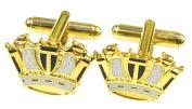 Royal Navy Coronet Cufflinks