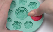 Kitchen Craft Sweetly Does It Roses Silicone Fondant Mould