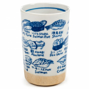 Sushi Japanese Tea Cup
