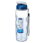 Lock & Lock 24-Fluid Ounce Bisfree Handy Sports Water Bottle, Tritan, 2.9-Cup