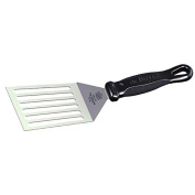 de Buyer 4232.01 FKOfficium Chisel Angled Perforated Spatula 12 cm