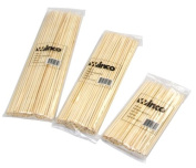 8 Long 3 mm Thick Bamboo Skewers