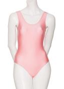 Ladies Dance Sleeveless Shiny Lycra Leotard All Colours & Sizes KDC026 By Katz Dancewear