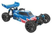 Electronic body LRP 122240 HD S10 Blast BX, Varnished Red / Blue