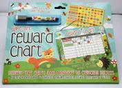 Wipe-Off Magnetic Fridge Reward Chart