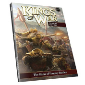 Kings of War - 2nd Edition Rulebook - Gamer's Edition