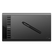 Graphics Tablet M708 Drawing Pad Tablet 8 ExpressKey 25cm x 15cm Graphics Drawing Pen Tablet - M708 - Black