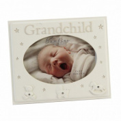 Bambino Resin Baby Photo Frame - Grandchild