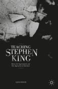 Teaching Stephen King