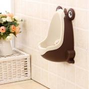 New Frog Children Potty Toilet Training Kids Urinal for Boys Pee Trainer Bathroom