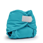 Rumparooz Newborn Cloth Nappy Cover Aplix, Aquarius