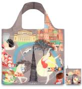 Loqi UR.MO Designer Shopping Bag Urban, Moscow