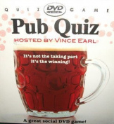 Pub Quiz DVD Game - With Vince Earl