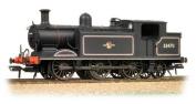 Bachmann 35-078 Class E4 0-6-2 32470 BR Black Late Crest