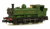 Dapol 2S-007-012 GWR Pannier 5764 Great Western Livery Green