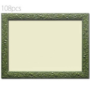 108 for the piece leaves Ghibli dedicated puzzle frame (green) (18.2 x 25.7cm) 1 - button