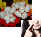 10x Natural Silkworm Cleansing Cocoons