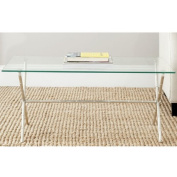Safavieh Home Collection Brogen Silver Accent Table