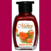 Mehru Lip Dye, Natural Herbal Lip Stain - Plum Fairy