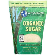 Wholesome Sweeteners Milled Unrefined Sugar 24x 0.5kg
