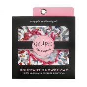 Gal Pal Bouffant Shower Cap - Shoe Fashionista