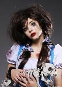 Wombie Deluxe Zombie Dorothy Style Wig